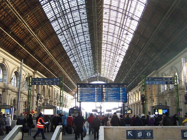 Budapest Keleti station