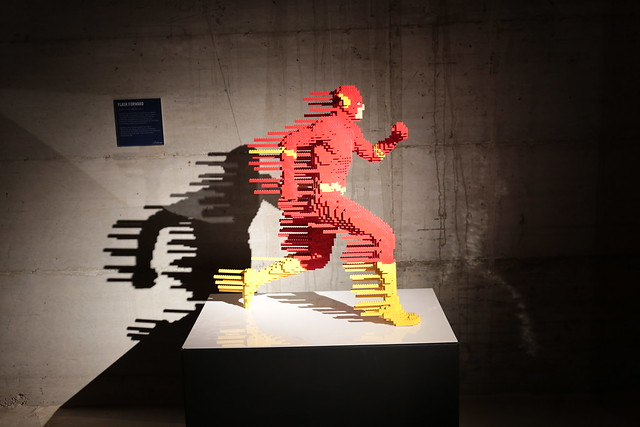 The Art of the Brick DC Super Heroes di Nathan Sawaya-3