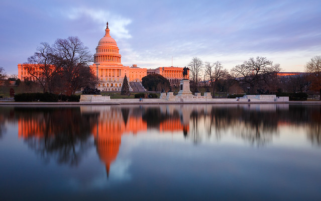 The United States Capitol #2