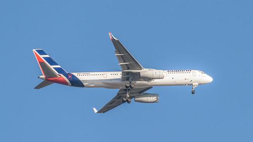 Cubana Tu-204-100E (MEX) | by ruifo