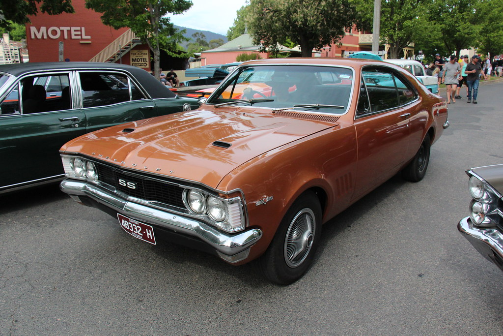 1970 Chevrolet SS Coupe | The HG Holden was built from July