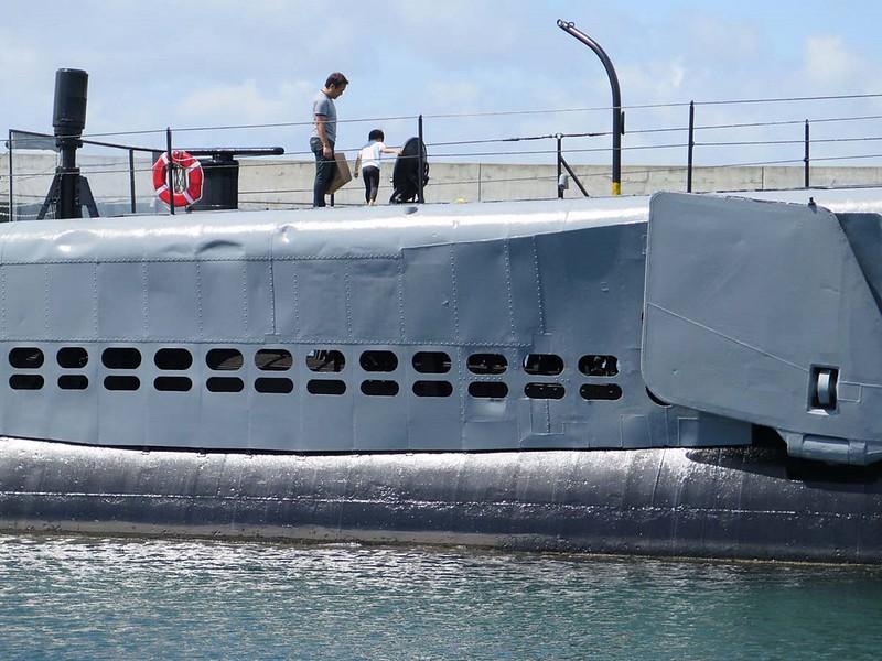 USS Bowfin SS-287 4