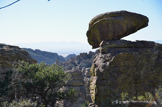 Chiricahua National Monument balanced rock | by Pierre Yeremian
