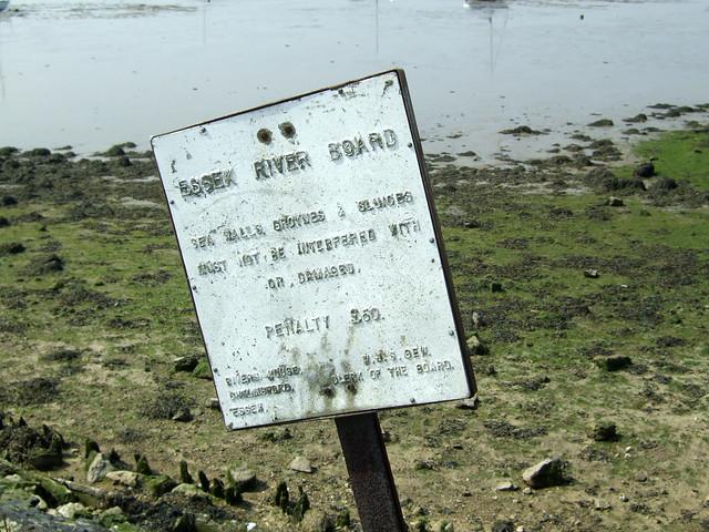 Essex Rivers Board notice