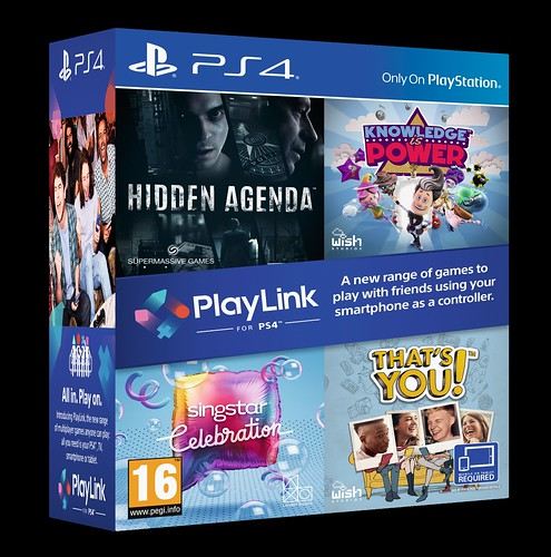 PlayLink   by PlayStation Europe