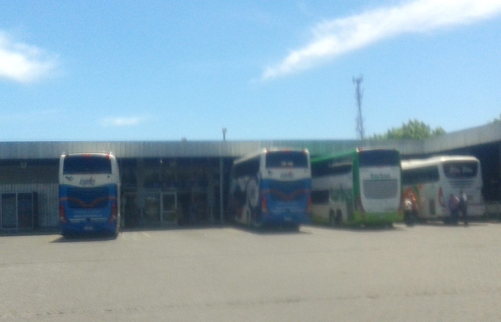Especial Terminales Terminal De Buses Maria Teresa De Chil