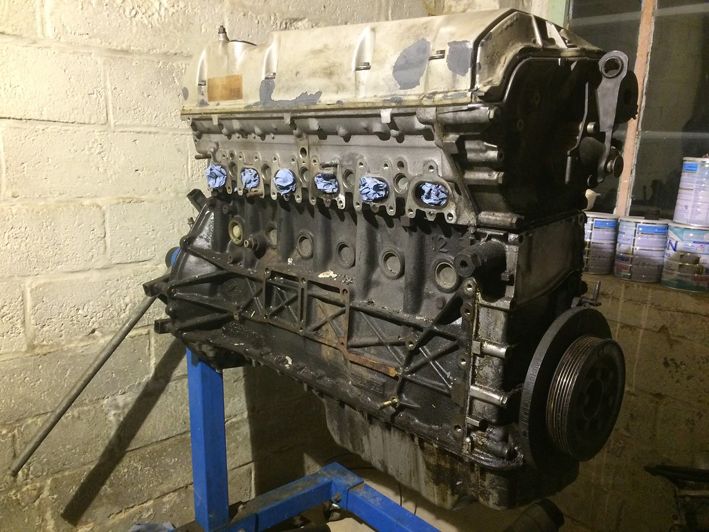 Engine #2 mercedes m104 941 2 8 | samagix | Flickr