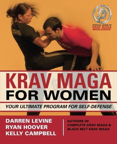 Download [PDF] Krav Maga for Women: Your Ultimate Program