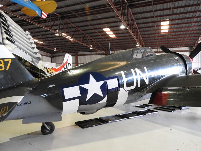 P-47G Rayo 4