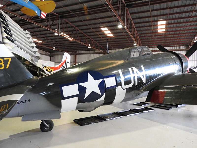 P-47G Thunderbolt 4