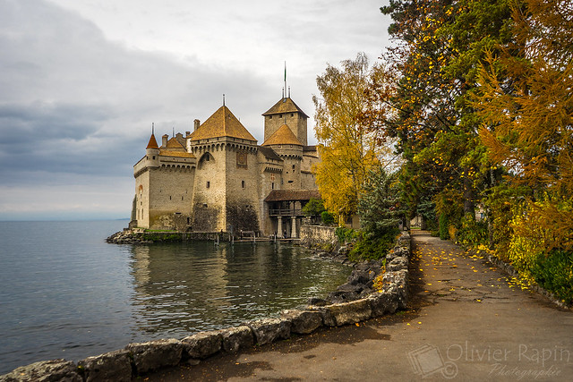 Le château en automne