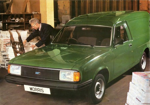 Morris Ital 440 and 575 Pickup and Van Brochure 1983 (6) | by Trigger's Retro Road Tests!