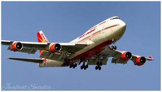 Airindia VT-ESP   by Jwalant Swadia