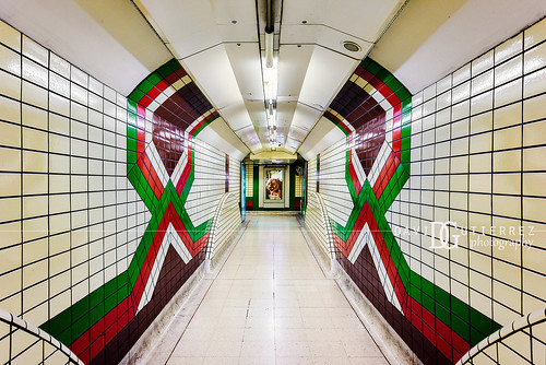Thinking Patterns - Piccadilly Circus Underground Station, London, UK | by davidgutierrez.co.uk