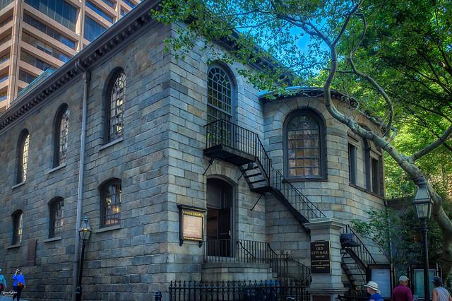 The Boston Old City Hall
