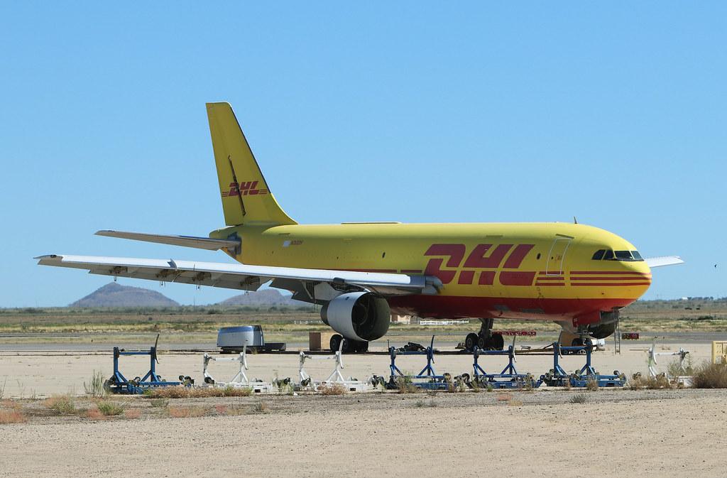 N363DH Airbus A300 B4-203 (085) DHL Express (USA) Inc King