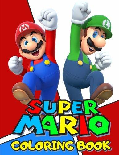Pdf Super Mario Coloring Book Great Coloring Pages Pre Or