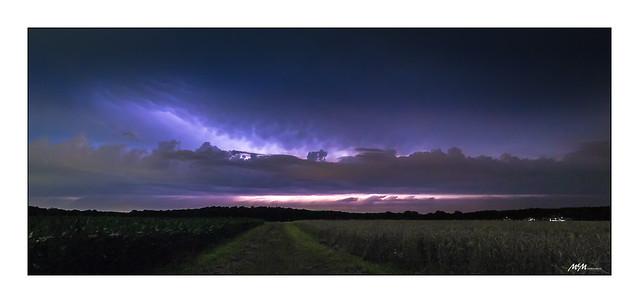 Storm is comming  - das Gewitter kommt