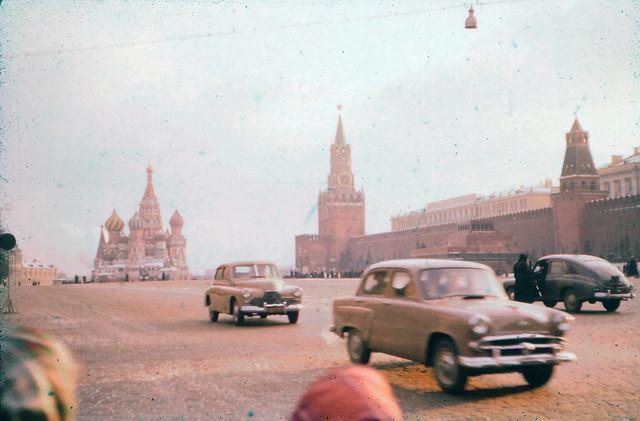 Moskva 1955