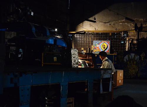 El piansta en la fábrica | by Hugo Bononi