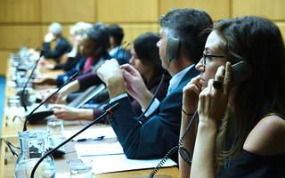 UNDGACM-Conference Management Service