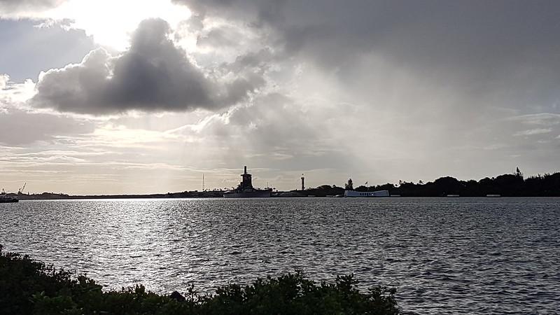 USS Missouri & Arizona Memorial Pearl Harbour