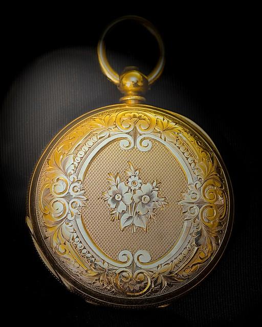 Lady's Pocket Watch