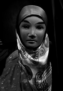 Mannequins in Morocco