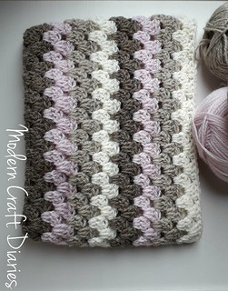 Copertina crochet / crochet baby blanket