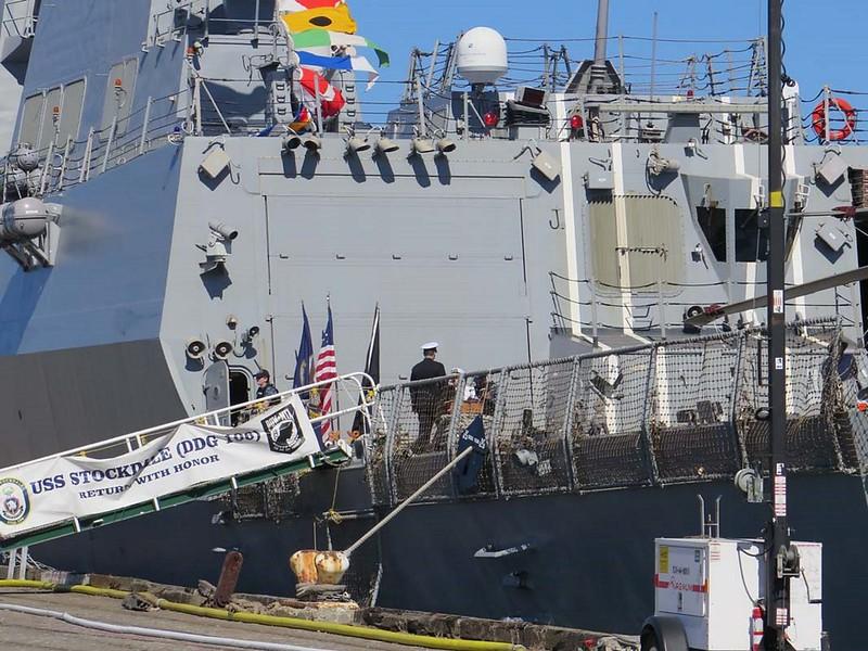 USS Stockdale DDG-106 8