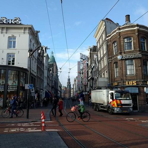 Rembrandtplein, Amsterdam #streetphotography