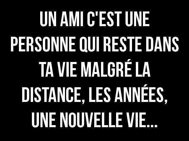 Citation Amitie
