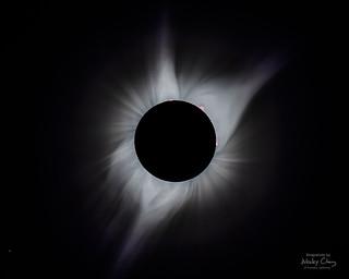 Solar Eclipse High Dynamic Range #3