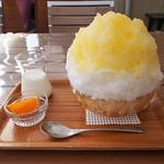Japanese Ice Shaved - Yuzu Orange