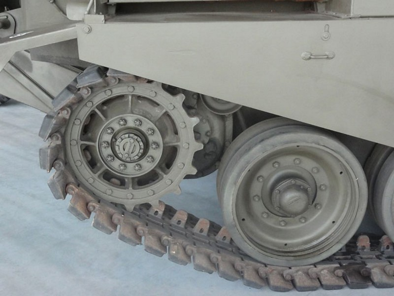 Centurion Mk.2 ARV 4