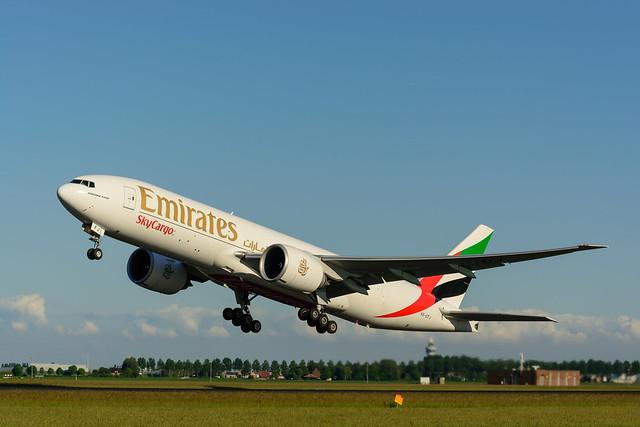 A6-EFJ | Emirates | Boeing 777-F1H