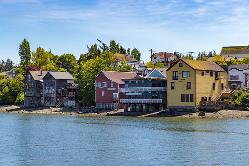 Coupeville Old Town | by Ashlyn G