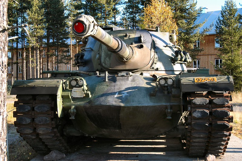M48A5 Norwegian  4