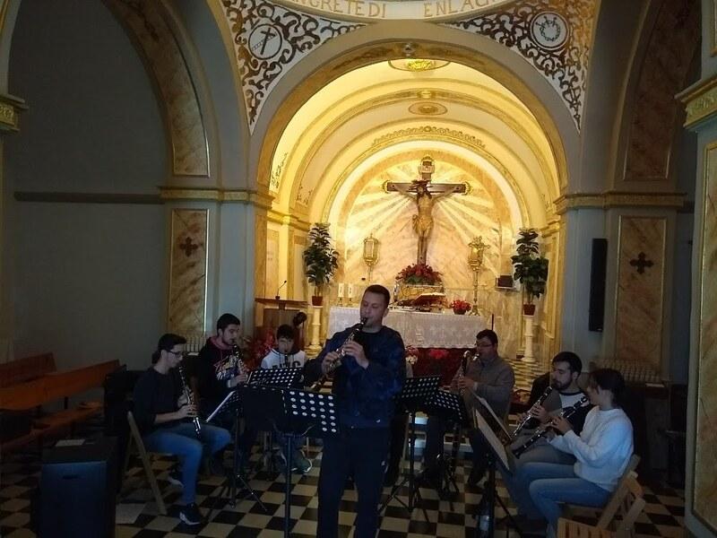 (2017-11-26) Concierto Homenaje -  Ensayo - José Vicente Romero Ripoll (06)