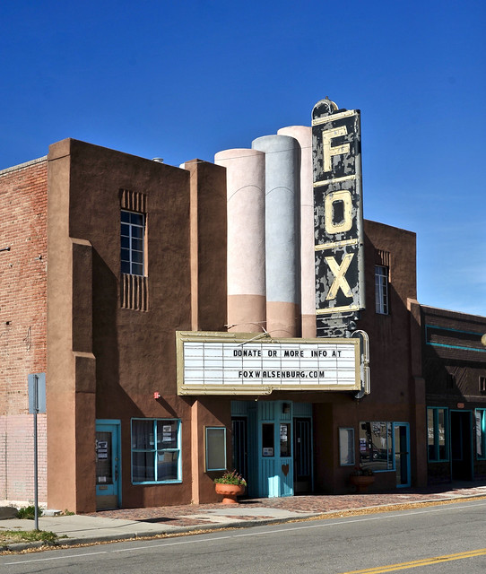 Fox Theater - Walsenburg,Colorado