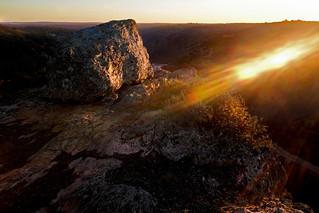 O primeiro nascer do Sol