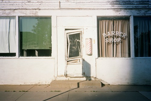 midwestroadtripof2017 mwrt17 barbershop abandoned abandonment southdakota jefferson jeffersonsouthdakota midwest americanmidwest smalltown abandonedbarbershop downtown analog analogue film analogphotography analoguephotography filmphotography olympusxa olympus xa olympusxaphotos olympusxaphotography olympusxapictures kodakportra160 kodak portra kodakportra portra160 sunrise morning morninglight shadow shadows window windows williameggleston wimwenders americanelegy danwatsonphotography nothingsignified rangefinder olympusxarangefinder broken analogfilmphotos filmphotos vintagecameraphotography americana ruralamericana rural ruralamerica ruralamericanmidwest ishootfilm street democraticforest