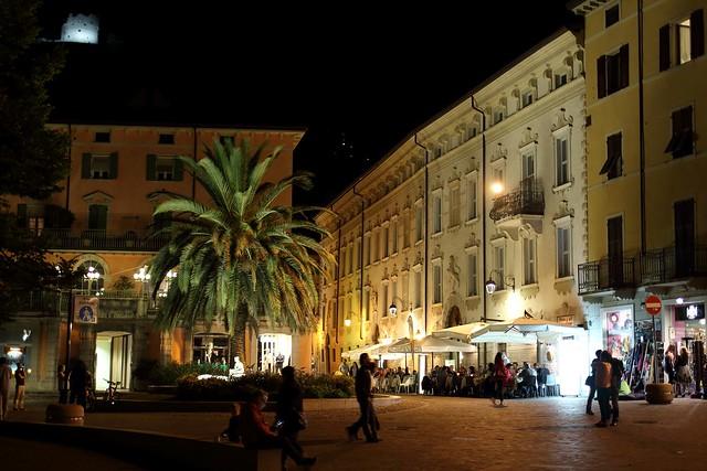 Riva by night