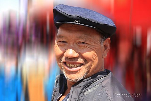 Un petit sourire de Chine - [Explore]