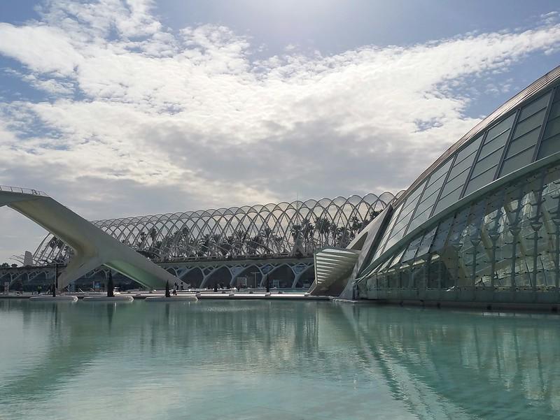 Valencia, moderne architectuur