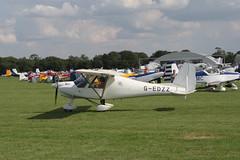 G-EDZZ Ikarus Comco C-42 [1210-7228] Sywell 010917