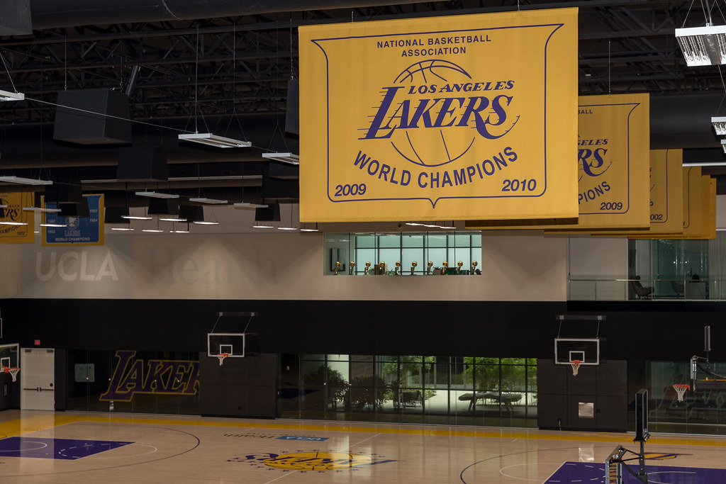 UCLA Health - Los Angeles Lakers Partnership | The Los Angel… | Flickr