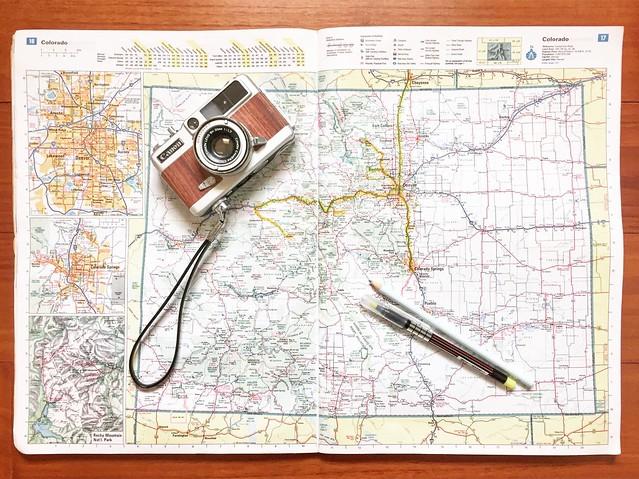 Colorado Project 1998 (GPS?  No, Use Map)