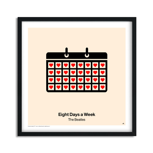 Eight Days a Week - The Beatles