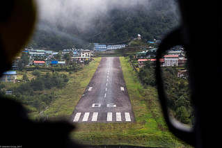 helicopter to Lukla 07 | by Valentin Groza